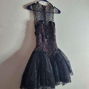Tutu Dress Ballerina Sequin